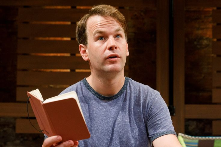 Comedian Mike Birbiglia Says Brooklyn Is The Boise Of Nyc