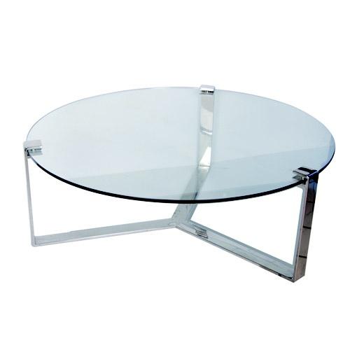 Mesa de centro jay cubierta de vidrio semi templado con - Mesas cristal templado ...