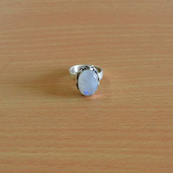 Hurry Last Chance !!! 10% Discount for all products Limited Time Period (Till 15-Sep-2014)- Use Code DEV008 Classic Design Rainbow Moonstone Gemstone in by DevmuktiJewels, $25.00