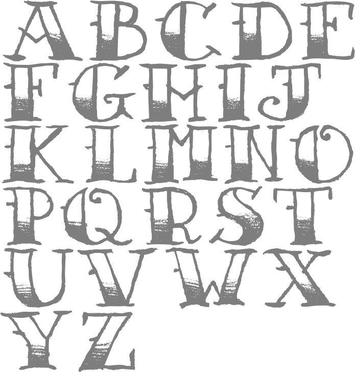 Preferenza Best 25+ Old school fonts ideas on Pinterest | Tattoo lettering  NN64