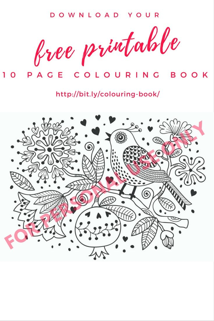Want to get your hands on free printable coloring pages for adults? Get 10 printable coloring pages for adults free!! It's a printable coloring book full of floral patterns & designs. If you love to color, find out how to build your own coloring book using the Zutter Bind It All machine & the best tools to make your coloring pages look amazing! Download your free coloring pages for adults here…