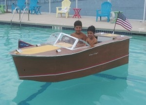 29 Best Cardboard Boats Images On Pinterest