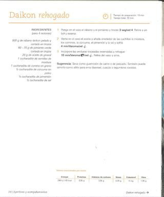 Recetario Thermomix)