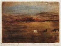 Pastorale by Bohuslav Reynek