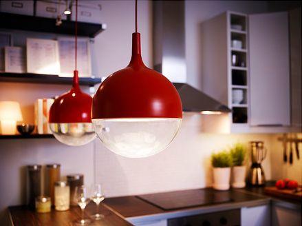LIGHTING  VÄSTER Led Pendant Lamp from Ikea