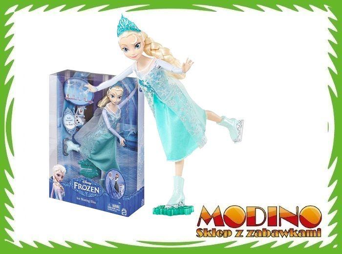 Łyżwiarka ELSA Frozen Kraina Lodu Mattel