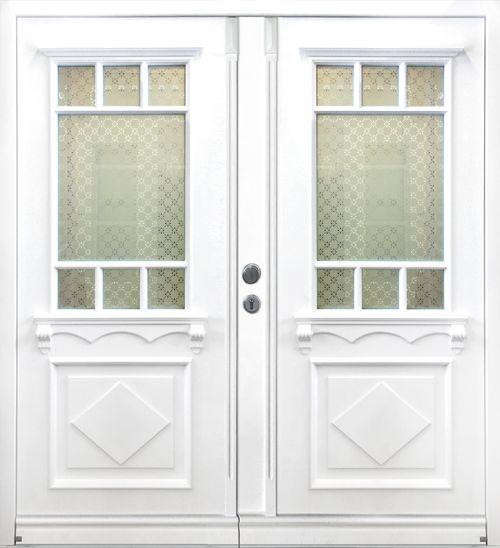 Haustür landhaus weiß  276 besten Türen und Fenster Bilder auf Pinterest