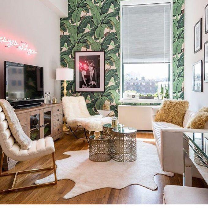 Die besten 25+ Tropische Wohnzimmer Ideen auf Pinterest - tapeten wohnzimmer ideen