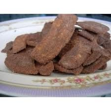 Yummiii.... Banana Chips Chocolate made from Lampung - Indonesia.... It can deliver to your lovely house