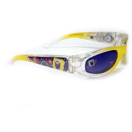 Nickelodeon SpongeBob Squarepants Light-Up Sunglasses