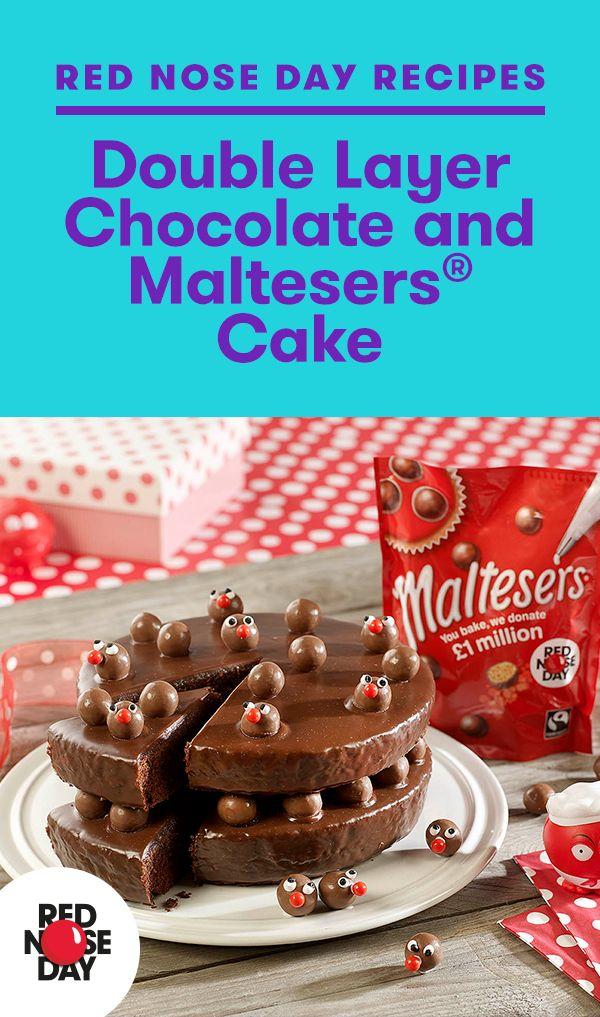 Comic Relief Cake Recipe Ideas