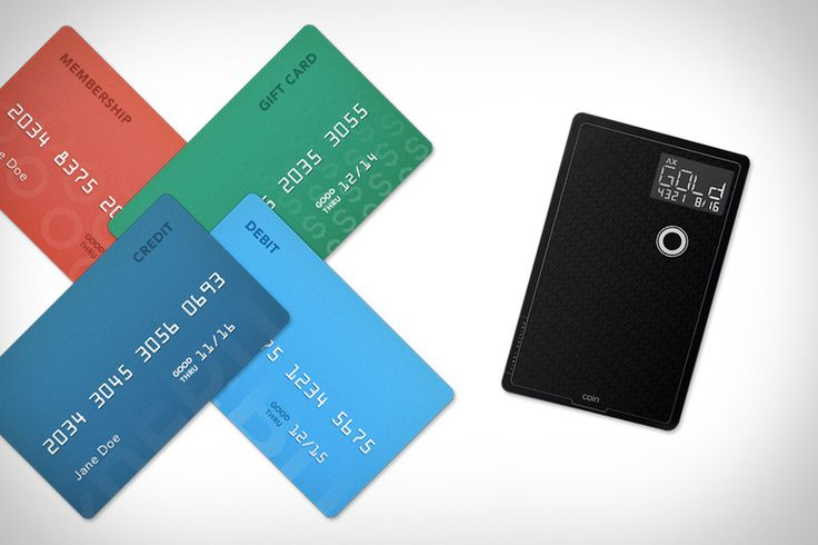 Coin – With all the cards we carry in our wallets — multiple credit cards, deb…
