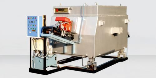 #Reverberatory #furnaces of excellent quality and performance are specially manufactured by us for thermal processing. This machine has capacity of handling more than 10000 Kgs of metal. Find us in #Pepagora @ http://www.pepagora.com/