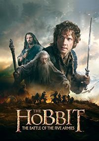 The epic conclusion to the adventure of Bilbo Baggins, who joins the Wizard Gandalf, Thorin Oakenshield and his company of Dwarves, in the clash of the Battle of the Five Armies.