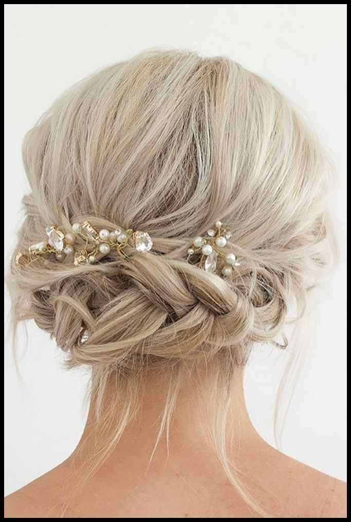 50 Sommer Hochzeit frisuren für mittellange Haare | Brautfrisuren … | Frisuren Tutorials