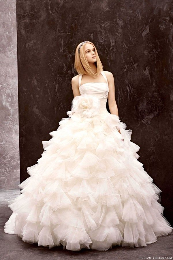 113 best Vera Wang images on Pinterest | Bridal gowns, Dream dress ...