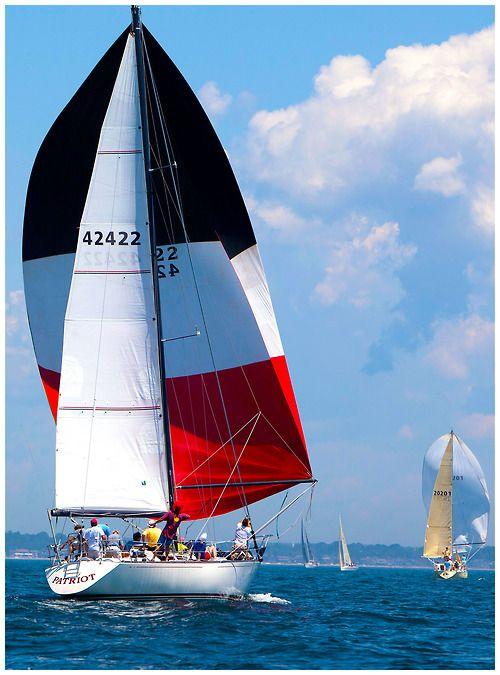 summer sailing...