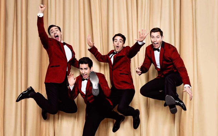 Meet the Four Stars of Jersey Boys