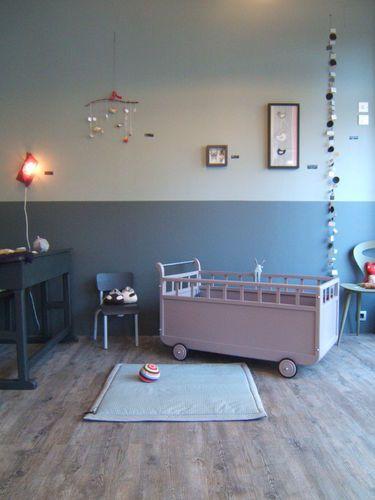 cuarto de bebe original