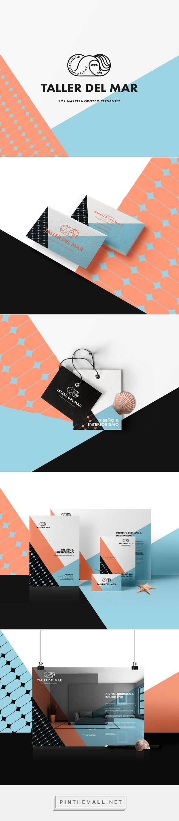 TALLER DEL MAR Design Studio Branding by Omen Studio | Fivestar Branding – Design and Branding Agency & Inspiration Gallery