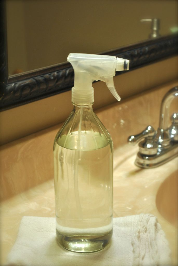 DIY All Purpose Cleaner - We Got Real