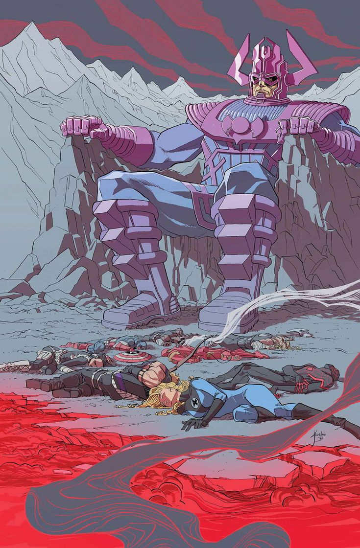 CATACLYSM: THE ULTIMATES' LAST STAND #5 (of 5) BRIAN MICHAEL BENDIS (W) • MARK BAGLEY (A/C) Variant Cover by Jorge Coehlo