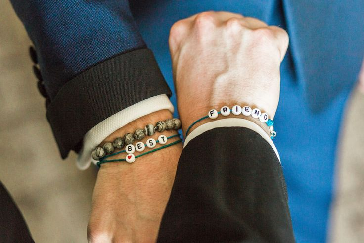 Best Friend Wedding Bracelet Groomsmen Wedding Gift
