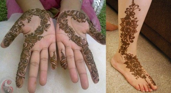 Latest Bridal Mehndi Design For Hands : Mehndi Designs Latest Mehndi Designs and Arabic Mehndi Designs