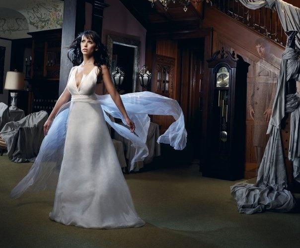 Jennifer Love Hewitt Ghost Whisperer Promo