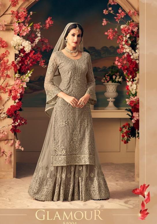 db39360d6f Mohini Fashion Glamour Designer Sharara Style Salwar Suit | Fashion ...