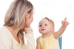 Этапы формирования речи: в ожидании первых слов - Календарь развития ребенка - Babyblog.ru