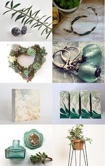 I Can Smell Spring by Jelaine Blythman on Etsy.