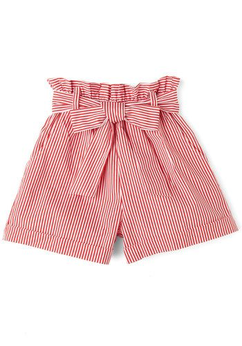 Candy Crawl Shorts. Tonight, youre sojourning from sweet shop to sweet shop in your city while sporting these striped shorts!  #modcloth