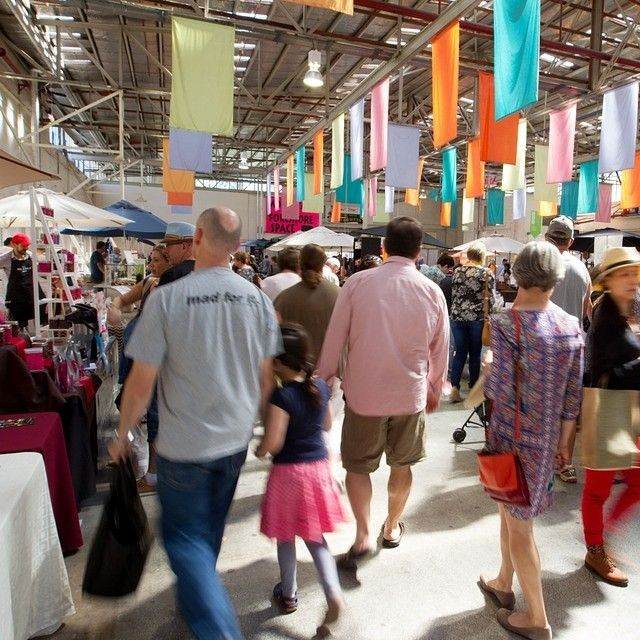 A Sunday tradition in Canberra, visiting the Old Bus Depot Markets in Kingston is a must. Pick up some tasty treats, handcrafted jewellery, local art, clothing and toys plus regional produce while you explore the stalls.