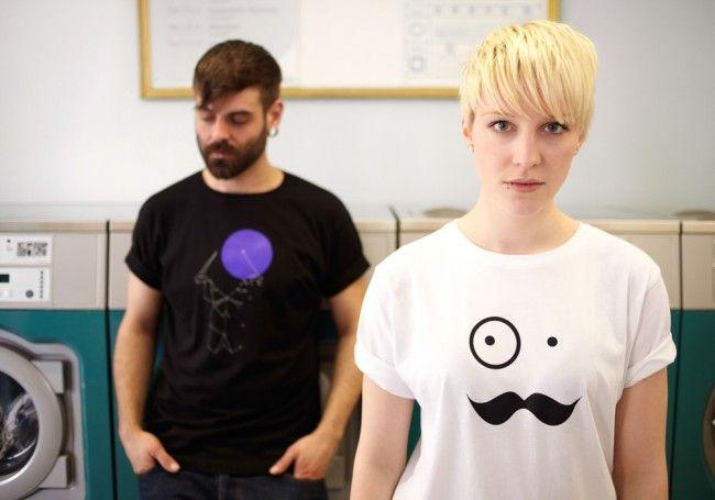 NATRI   Lookbook 2013   Unisex T Shirt Collection