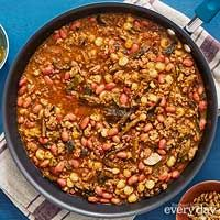 Turkey & Roast Poblano Chili