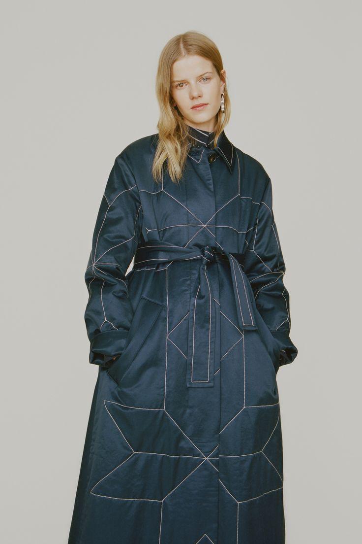 Trademark Fall 2016 Ready-to-Wear Fashion Show