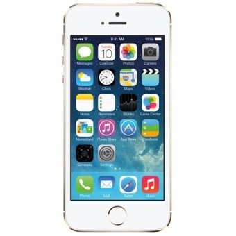 (REFURBISHED) Apple Iphone 5S 64GB (Gold) [Grade A]