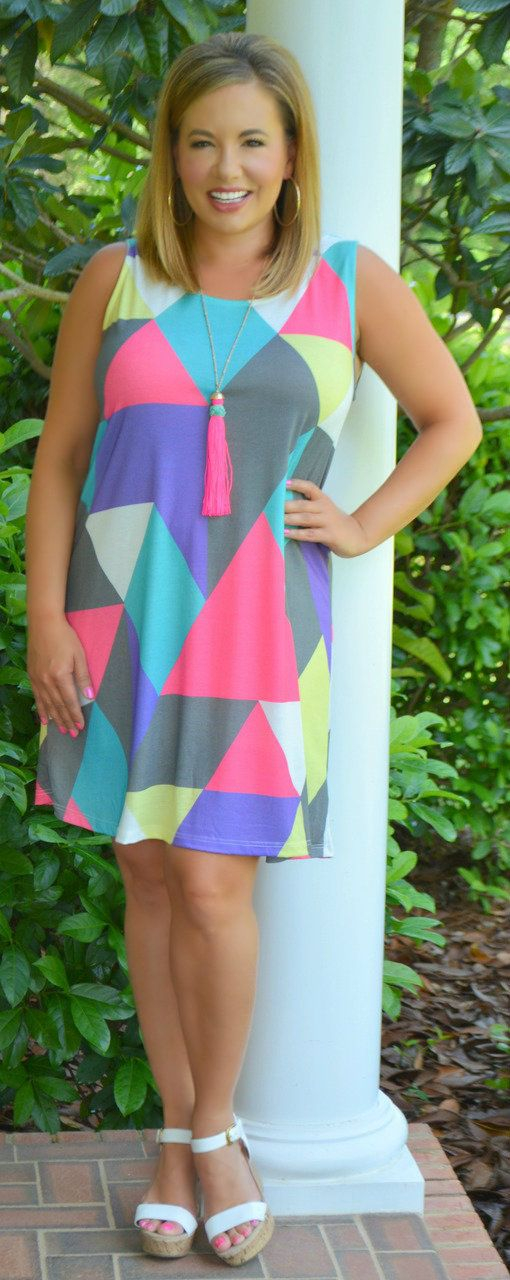 Perfectly Priscilla Boutique - Pieces Of Me Dress, $42.00 (http://www.perfectlypriscilla.com/pieces-of-me-dress/)