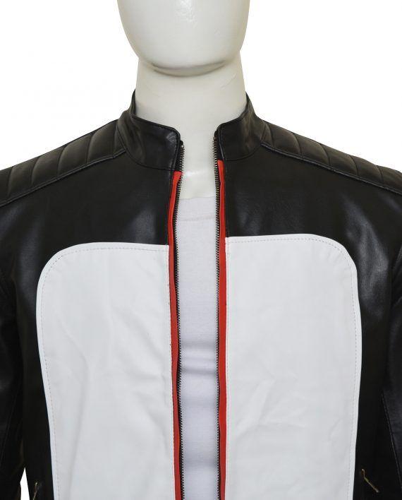 Fair Play Mister Terrific Leather Jacket