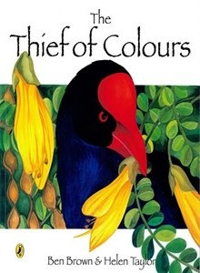The Thief of colours by Ben Brown and Helen Taylor