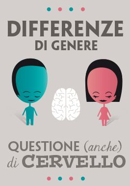 Il cervello delle donne non funziona come quello degli uomini e viceversa. Sarà per questo che è così difficile capirsi ? Vediamo nella nostra infografica quali sono le principali differenze