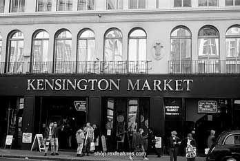 how to get to kensington market