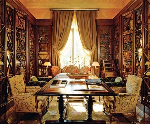 43 Best Library Dining Room Images On Pinterest