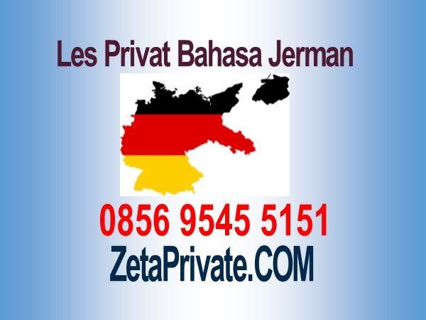 les privat bahasa jerman di jakarta