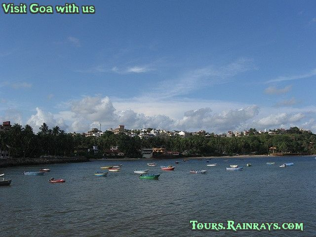 Tourist Attraction India: Best Dona Paula Beach, Goa| tourist spots of india