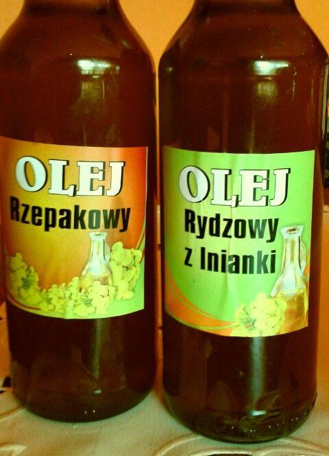 Nasze  wiejskie oleje