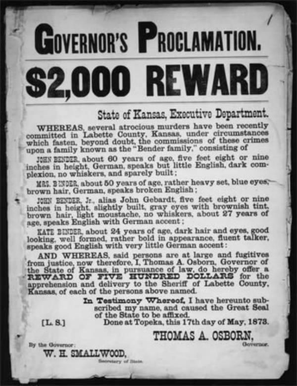 The Bloody Benders, America's First Serial Killers  http://www.pinterest.com/michelle24077/m-c-p-thebloodybenders/