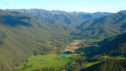 Harrietville, High Country, Victoria, Australia