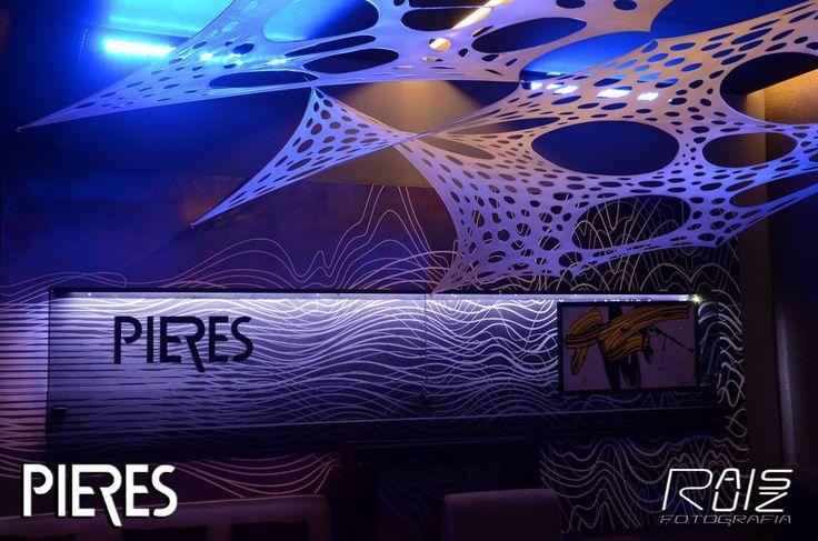 Pieres Restaurant & Bar La Plata Installation by Arte Extensible Martin Magdalena